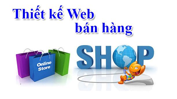 Thiết kế website bán hàng tại Vĩnh Phúc Media