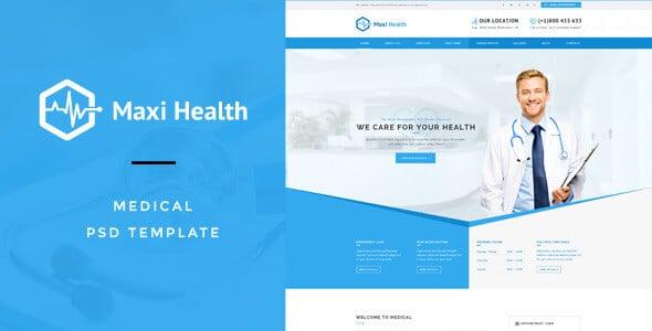Mẫu website nha khoa tại Vĩnh Phúc Media
